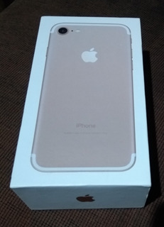 Caixa Estojo Do iPhone 7 Rose Gold 128gb Original