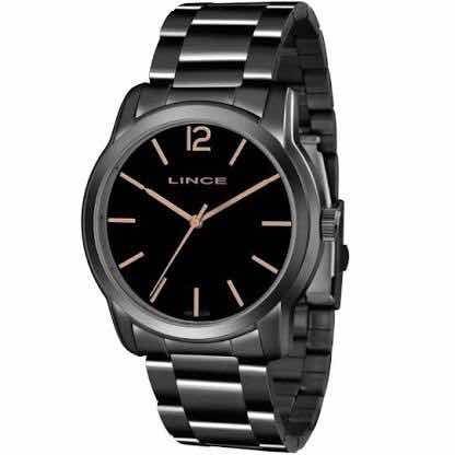 Relógio Lince Lry4449l-g2gx Preto