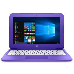 Notebook Hp Celeron Dual Core 4gb Ssd 32gb Win10 Tela 11,6