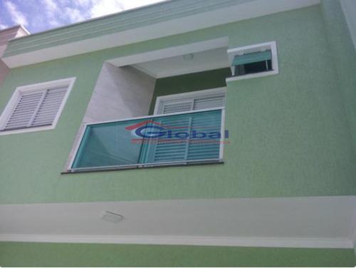 Sobrado Vila Alto De Santo André - Gl39777