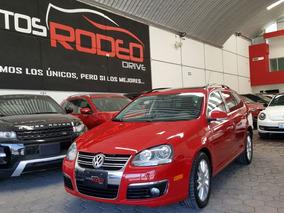 Volkswagen Bora Station Wagon 2009 Rojo