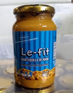 Mantequilla Pasta De Maní Natural