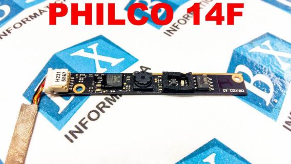 Webcam + Flat Philco 14f