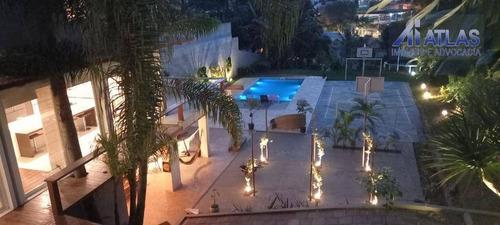 Imagem 1 de 16 de Casa Com 3 Dormitórios À Venda, 650 M² Por R$ 3.300.000 - Arujázinho I, Ii E Iii - Arujá/sp - Ca0302