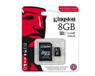 Memoria Flash 8gb Micro Sd Uhs-i P/te Sdcit/8gb Kingston