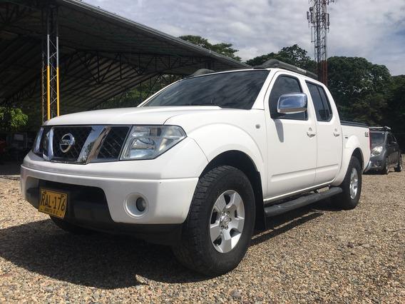 Nissan Navara 4x4 2.5 2010