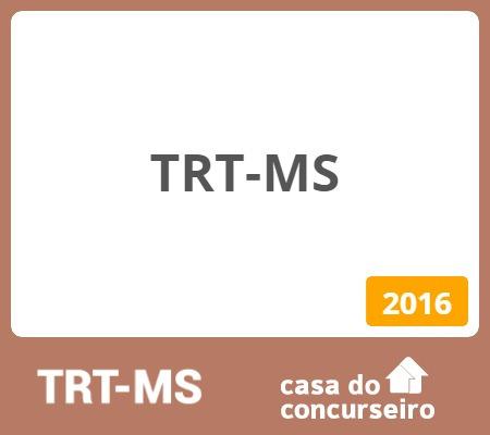 Tribunal Regional Do Trabalho Do Mato Grosso Do Sul