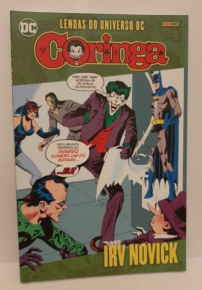 Revista CoringaLendas Do Universo Dc