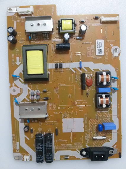 Placa Fonte Panasonic Tc40d400b Tc40ds600b Tnpa6247cc