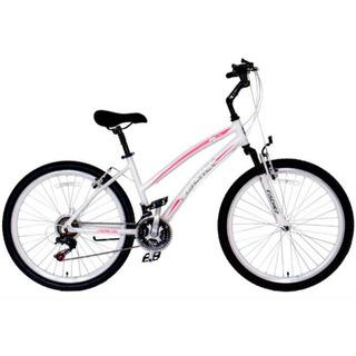 Bicicleta F Star Aro 26 21 Marchas V-brack Feminina Fischer