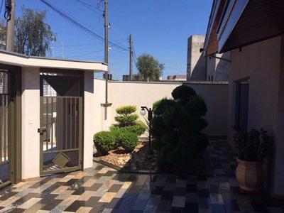 Casa Residencial À Venda, Jardim Jacyra, Americana. - Ca0098