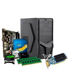 Pc Intel I5 760 3.33 Ghz, 8gb, Ssd 120gb, Geforce 8400 Gs