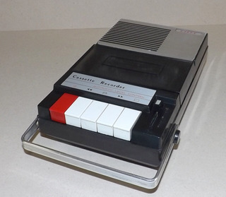 Gravador Cassette Otake Japan - Modelo Raul Seixas