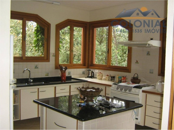 Casa Para Venda Em Condomínio Loteamento Capital Ville, Jundiai - Ca00514 - 3543748