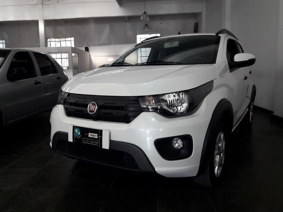 Fiat Mobi 1.0 Way Año 2018