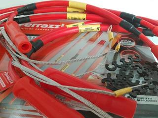 Cable De Bujia Competicion Ferrazzi Extreme Volkswagen Gol