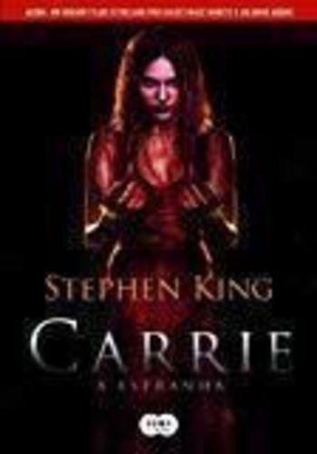 Livro Carrie. A Estranha Stephen King