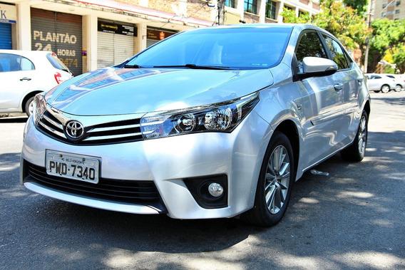 Toyota Corolla Xei 2015/2016.
