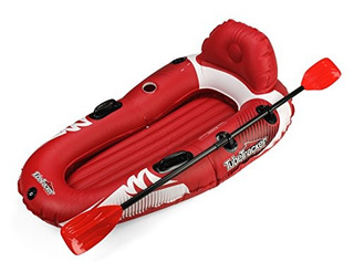Tube Pro Tubetracker Standard River Tube Kayak Con Paleta