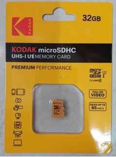 Micro Cartão 32gb Kodak Original