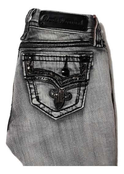 Pantalon Rock Revival Mujer Mercadolibre Com Mx
