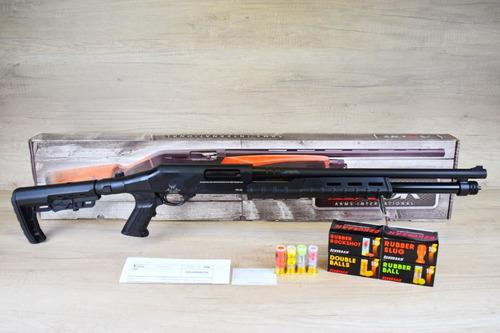 Escopetas Traumaticas Axor Arms, + 2 Cajas Ozkursan 12, New