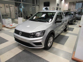 0km Volkswagen Saveiro 1.6 Cabina Extendida 2018 Safety Vw A