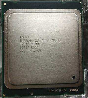 Processador Intel® Xeon® E5-2630l Cache De 15 M, 2,00 Ghz