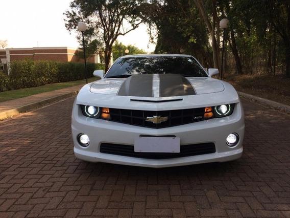 Chevrolet Gm Camaro Ss 6.2 V8 Branco 2011