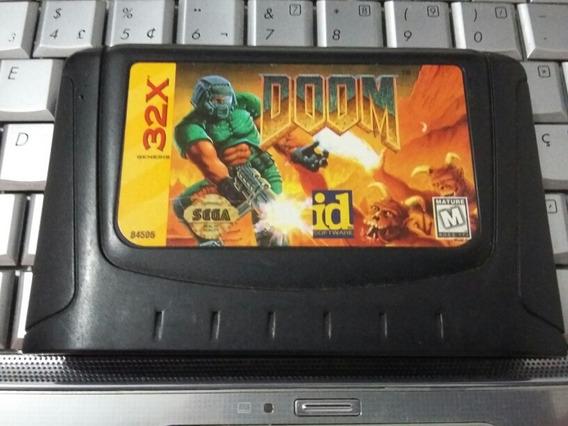 Doom Original Americano - Sega 32x