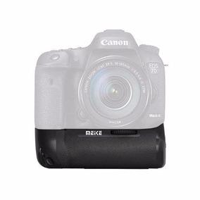 Grip Bateria Para Canon 7d Mark Ii C/ Controle Bg-e16 Meike