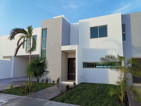 Casa Venta Al Norte De Mérida, San Diego Cutz Mod 1