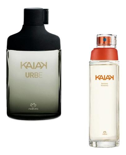 Perfumes Kaiak Urbe Y Kaiak Clasico Femenino Natura Original