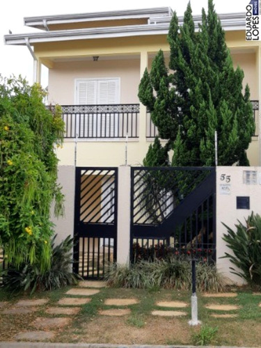 Casa À Venda Jardim Esplanada Indaiatuba Sp - Ca01410