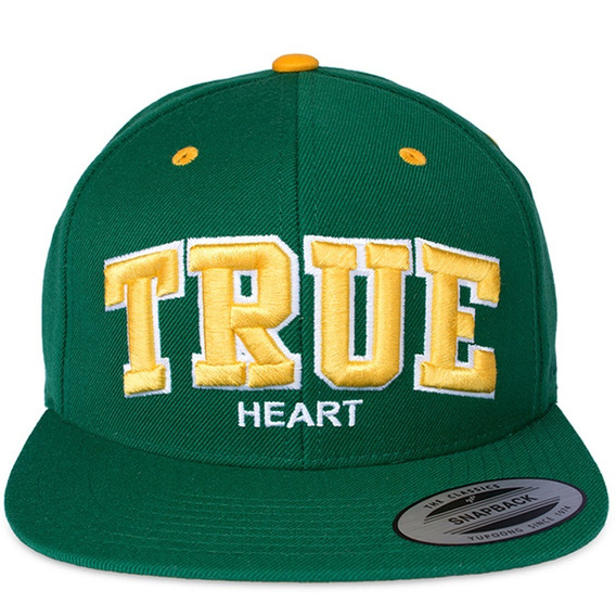 Boné Snapback True Heart Verde Original