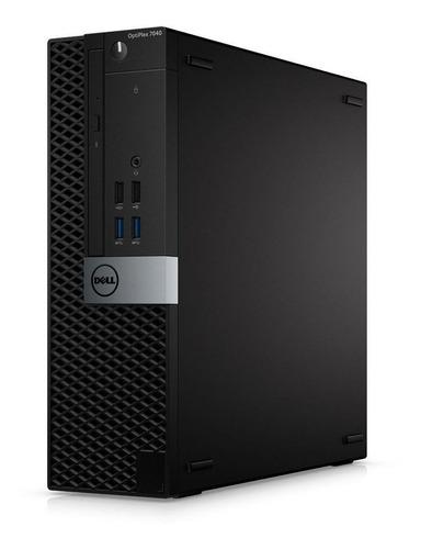 Imagem 1 de 3 de Computador Dell Optiplex 7040 - I5-6500 - 4gb Ram - 240gb Ss