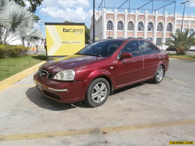 Chevrolet Optra Limited - Sincronico