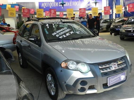 Fiat Palio Weekend 1.8 Mpi Advent Locker 8v 2011