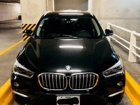 2016 Bmw X1 Sdrive 2.0 Negro Bajo Kilometraje Unico Dueño.