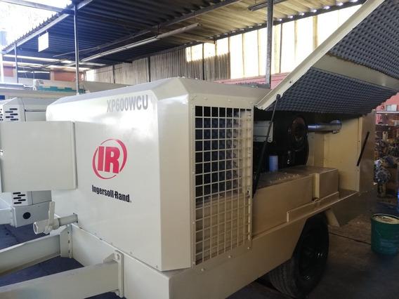 Compresor De Aire Ingersoll Rand De 600 Pcm
