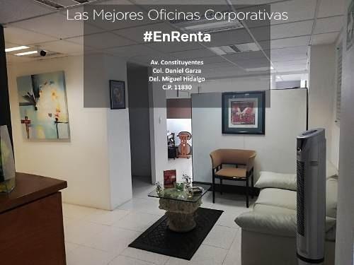 Oficinas En Renta, Bosque De Chapultepec, Constituyentes, Lo