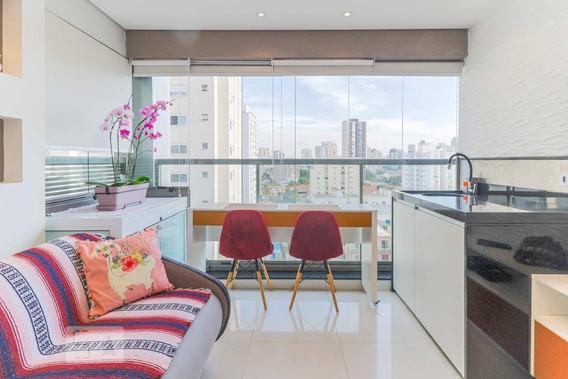 Apartamento Para Aluguel - Brooklin, 1 Quarto, 30 - 893085728