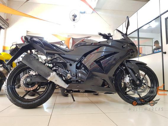 Kawasaki Ninja 250 R Preto 2012