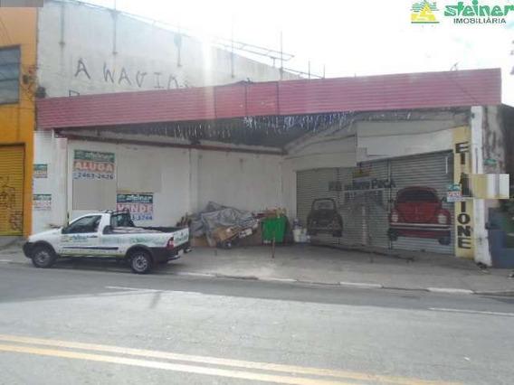 Aluguel Ou Venda Salão Comercial Até 300 M2 Centro Guarulhos R$ 7.000,00 | R$ 1.200.000,00 - 25361v