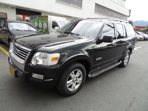 Ford Explorer Xlt At 4000cc 4x4