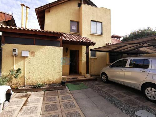 Casa En Arriendo Con Opción De Compra, Peñalolen