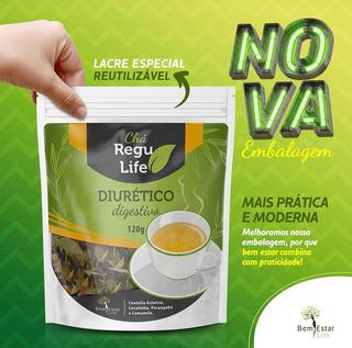 Chá Regulife 120 Gramas Bemestarlife Nova Embalagem