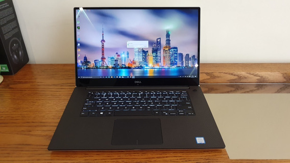 Notebook Dell Xps 15 9570 4k Touch I7 16gb 256ssd Gtx-1050ti