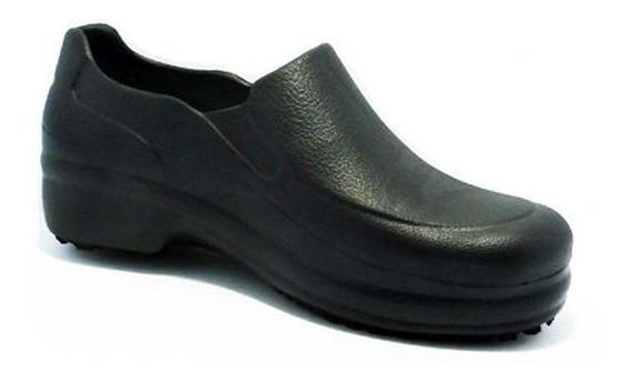 Sapato Segurança Antiderrapante Soft Works Eva Bb65 Preto