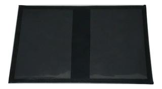 Carteira De Couro Legitimo-porta Cnh E Documento De Carro R1